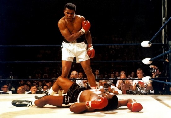 Mohammad Ali one of best picture
