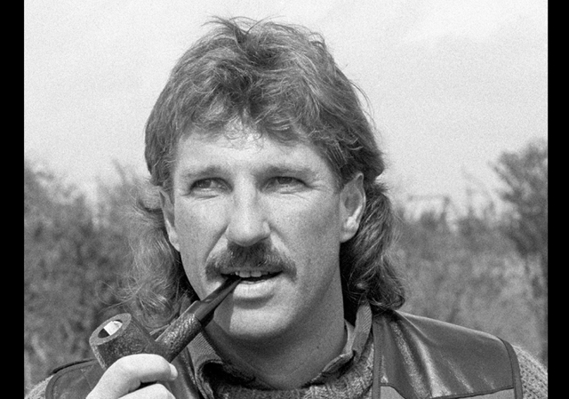 Famous Cricketers With Moustaches