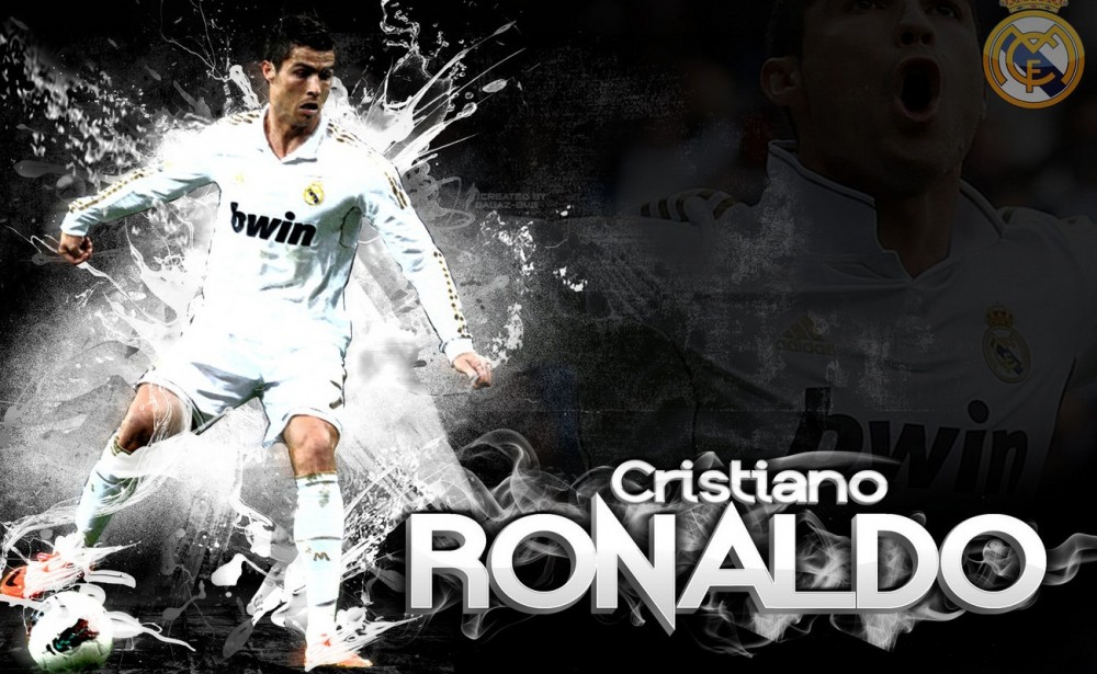 10 Best Cristiano Ronaldo HD Wallpapers 2014