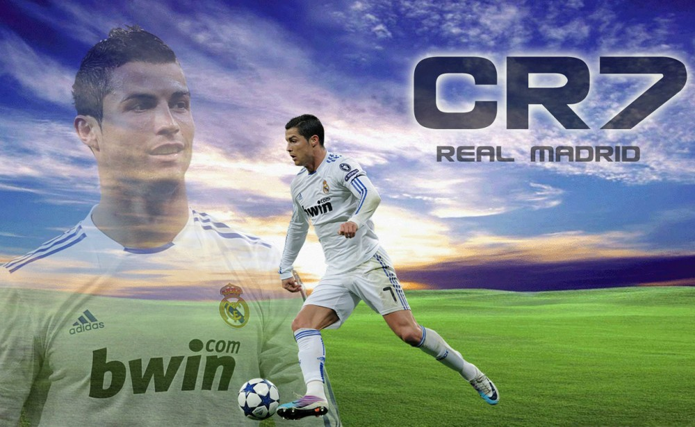 10 Best Cristiano Ronaldo HD Wallpapers