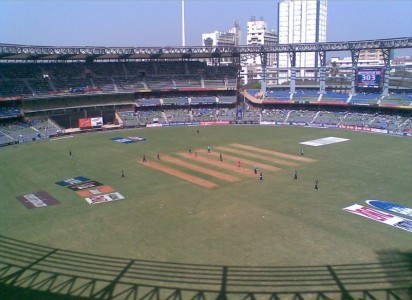 Cricket Grounds in Asia