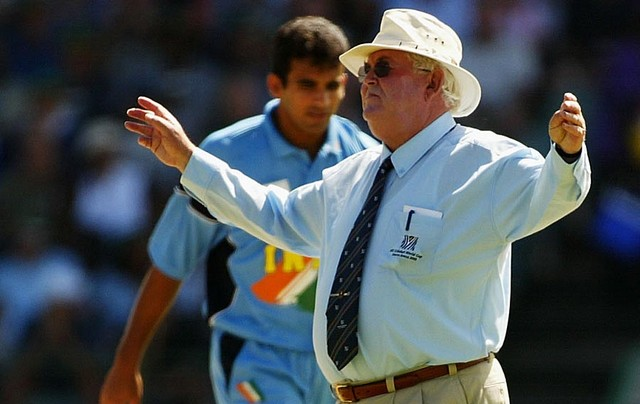 David Shepherd is definitely among the Most Successful Umpires in Cricket