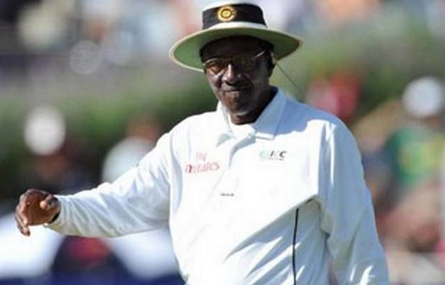 Best Umpire in Cricket - Steve Bucknor
