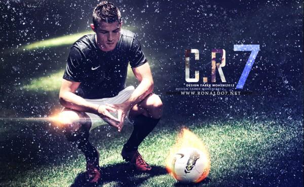 Cristiano Ronaldo wallpaper 4k 2018
