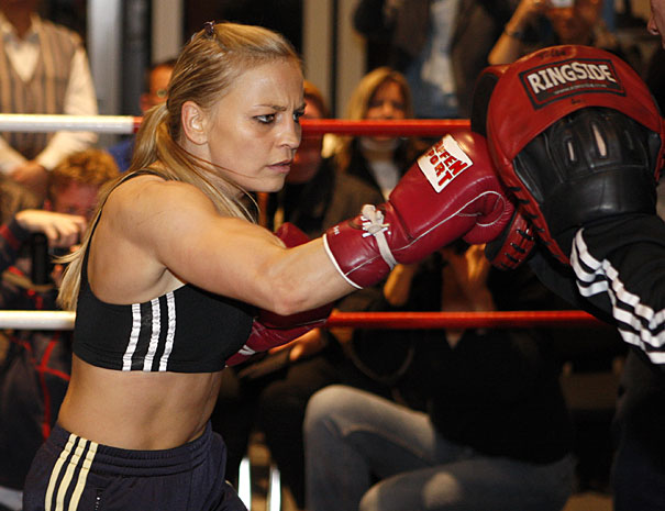 Top 10 Female Boxers