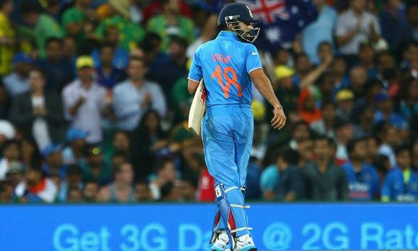 2015 ICC World Cup Semifinal