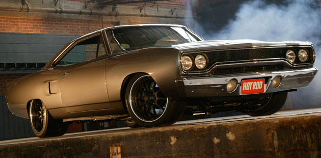 Top 10 Cars Used in Fast & Furious 7