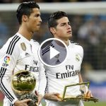 Cristiano Ronaldo And James Rodriguez – The Magnificent Duo of Real Madrid