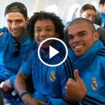 Cristiano Ronaldo, Marcelo and Pepe – The Funniest Trio of Real Madrid