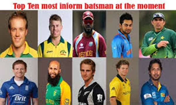 Top 10 Cricketers 2016 – Exclusive
