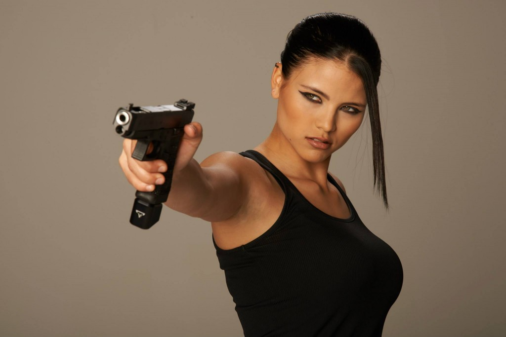 Top 10 Hottest female shooters
