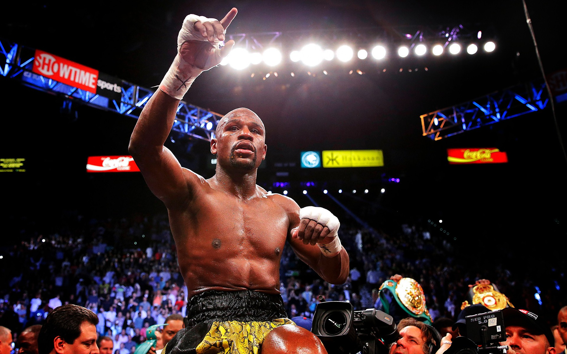 Floyd Mayweather HD Wallpapers 2016.