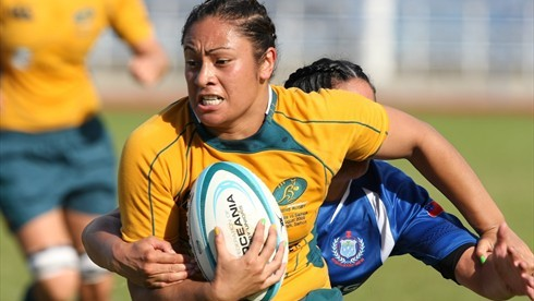Top 10 Female Rugby Players