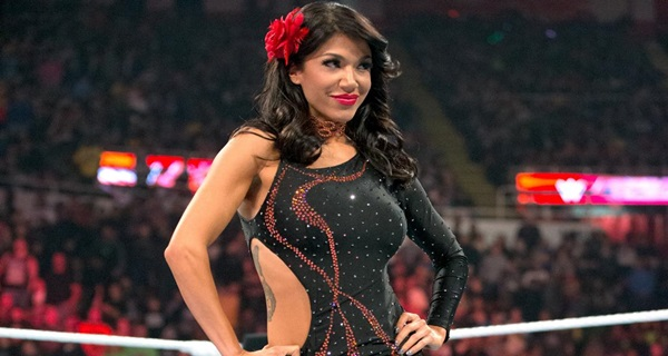 Rosa Mendes is one of the Sexiest WWE Divas