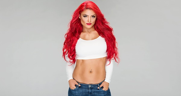 Eva Marie is among wwe divas names and pictures