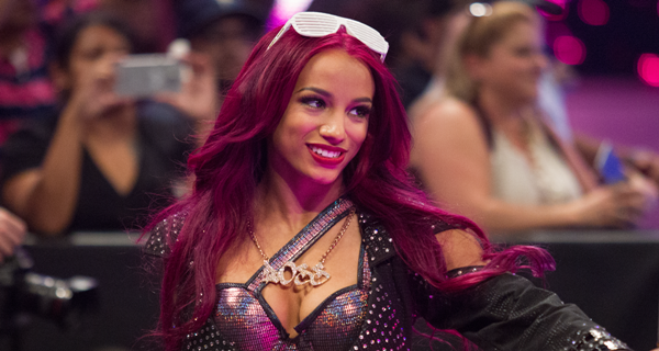 Sasha Banks has been WWE hottest divas of all time