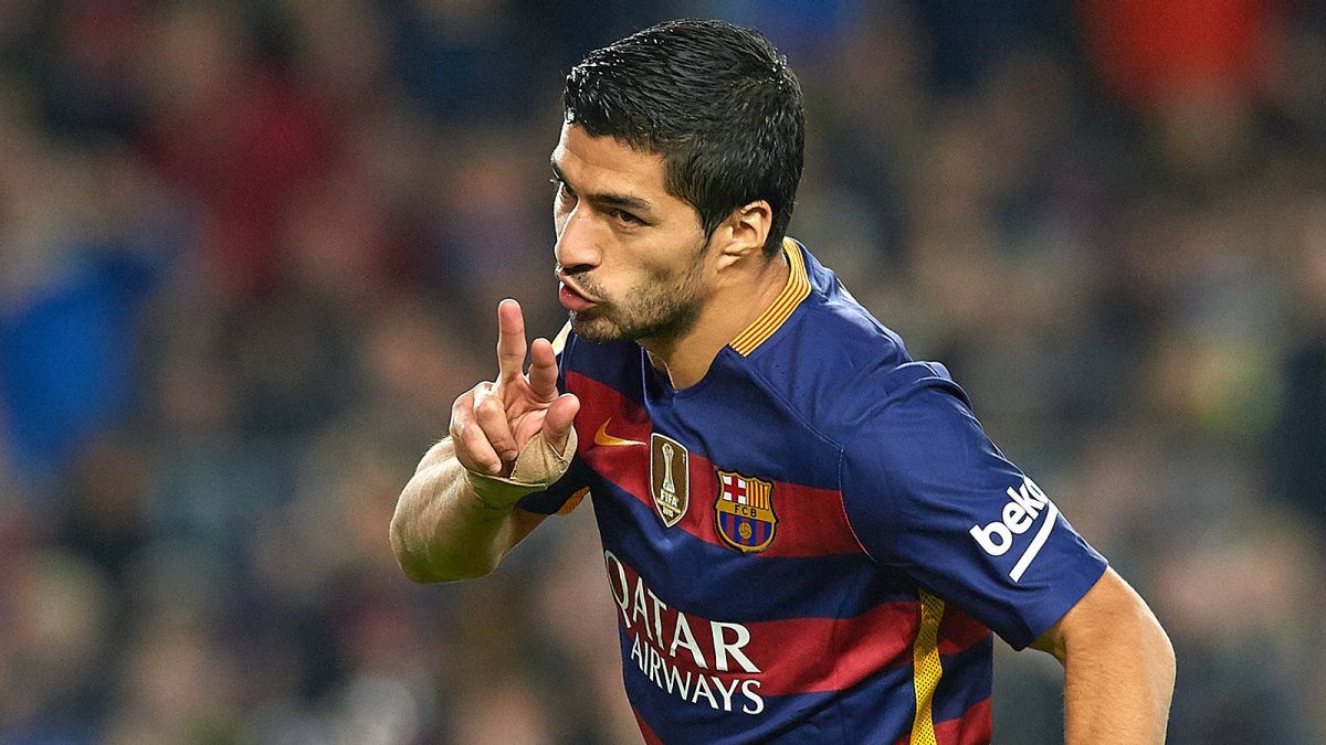 Luis Suarez Is in the list of fifa world player of the year winners