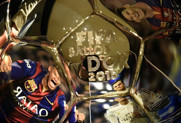List of Top 10 Ballon d'Or 2017 Nominees