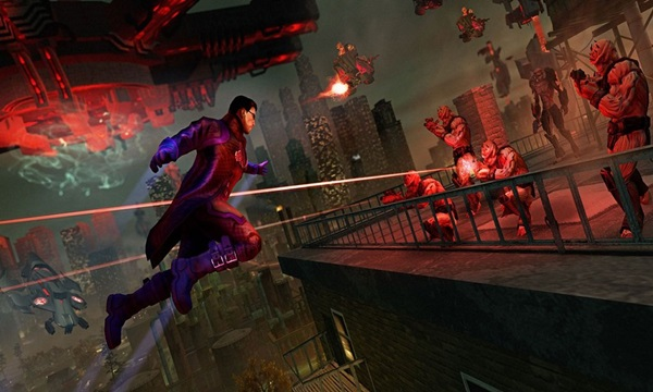 Saints Row 4 Is among best superhero game ever