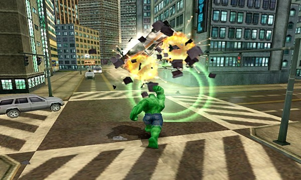 The Incredible Hulk: Ultimate Destruction Is among best ps3 superhero games