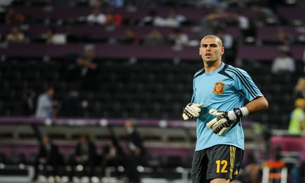 Victor Valdes Is among Most underrated players