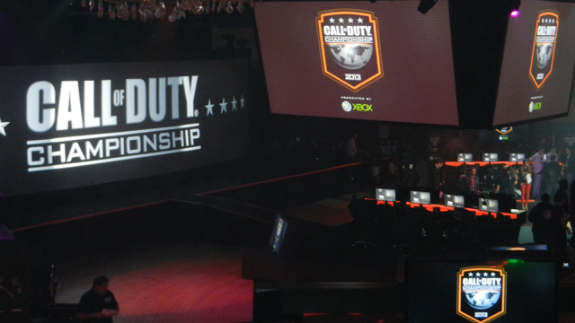 Call of Duty Championship 2013 Is one of the Highest prize giving Gaming Tournaments