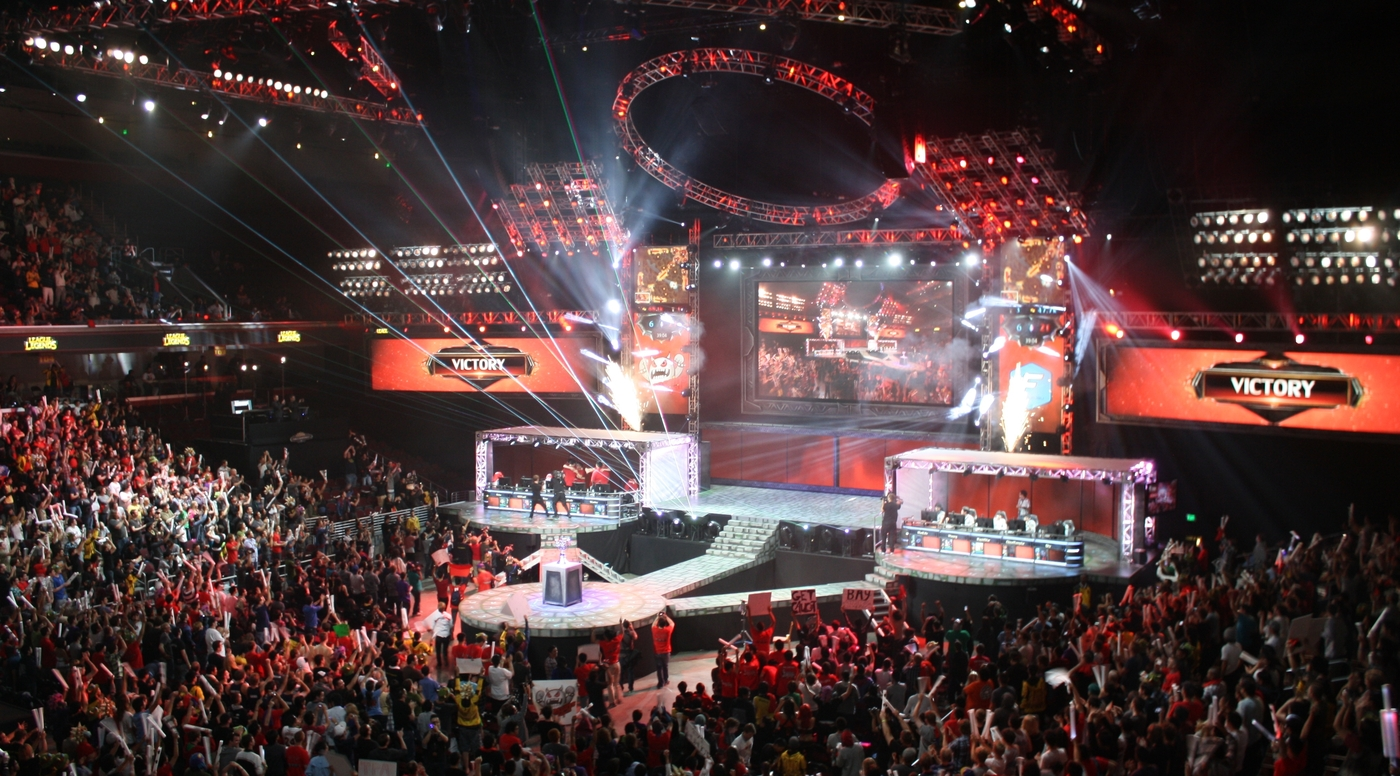 LoL Season 2 World Championship 2012 Is one of the Top Gaming Tournaments