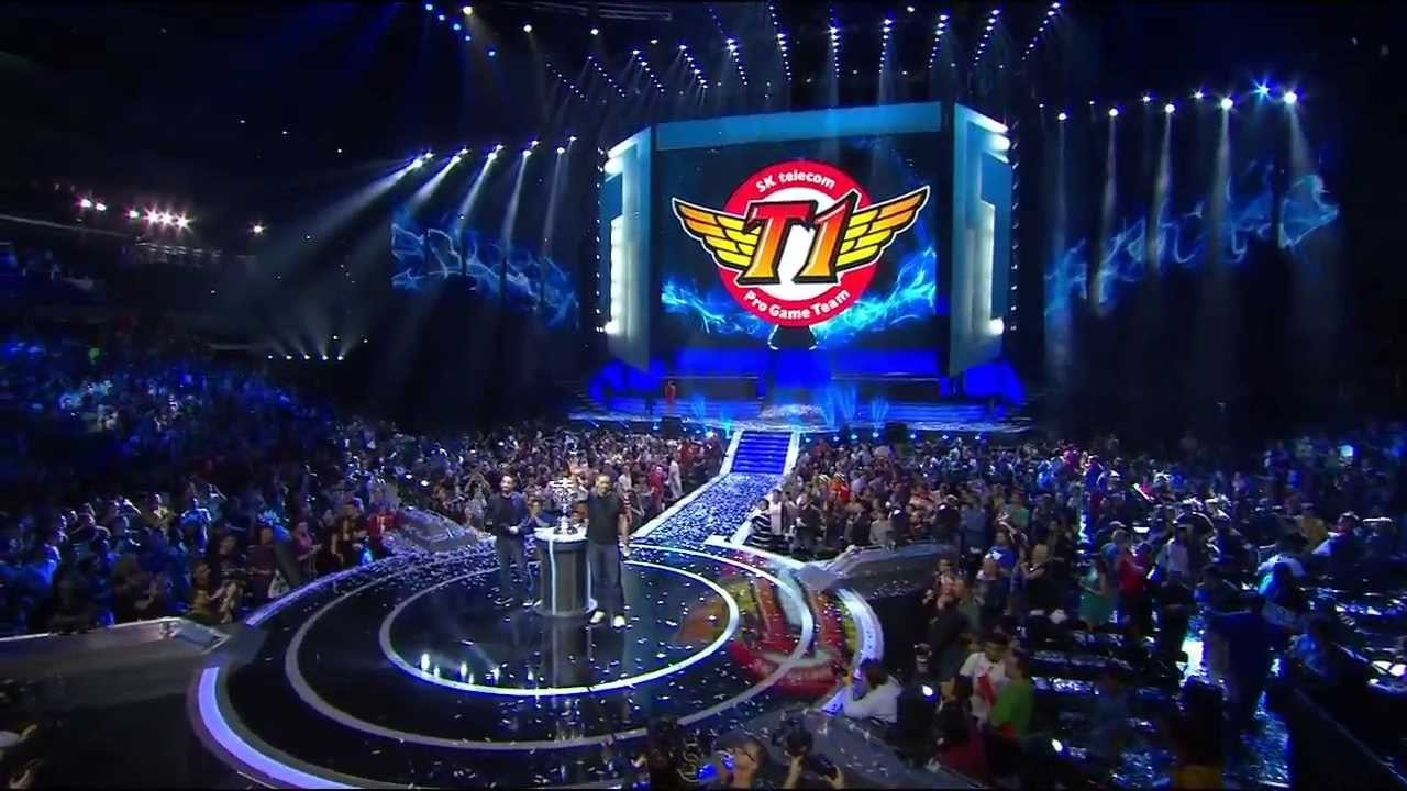 LoL Season 3 World Championship 2013 Is one of the Loved Gaming Tournaments