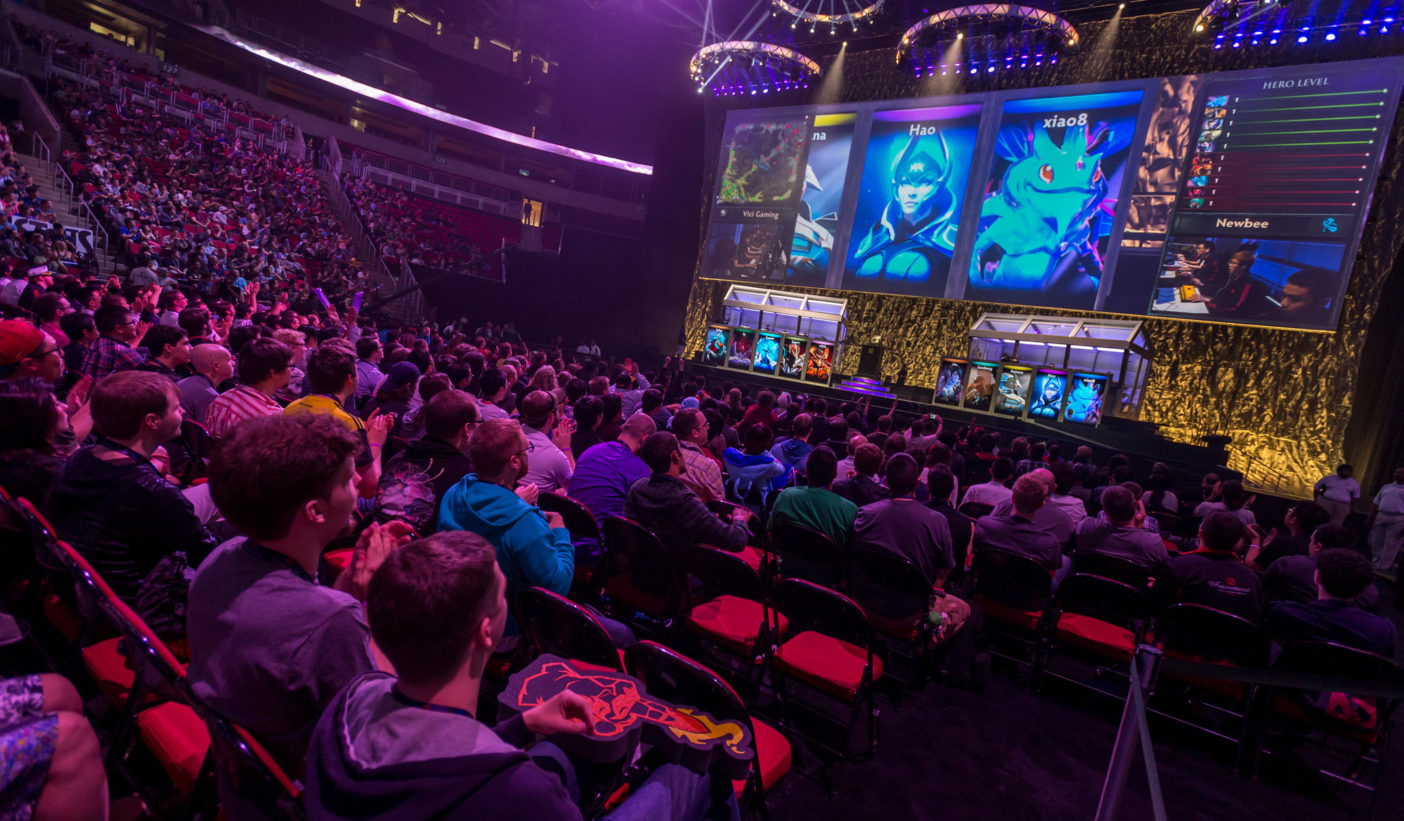 Top 10 Gaming Tournaments Ever list