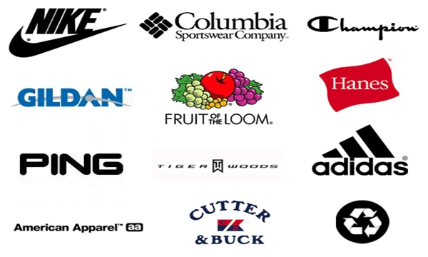 Us Fashion Brands List With Logo Latest Trend Sports Clothing