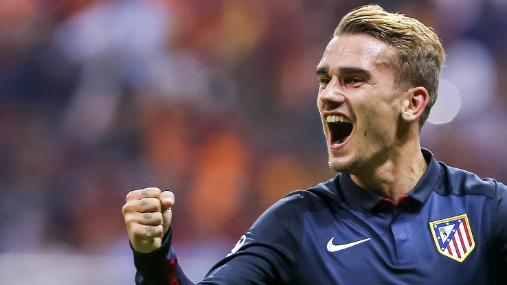 Antoine Griezman Is one of the Who is the best soccer player in the world ever