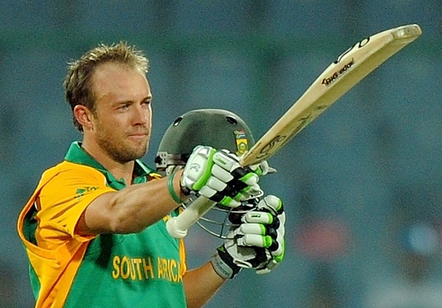 Ab De Villiers Is among the Richest Cricketers 2017