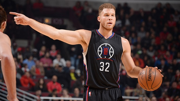 Blake Griffin, PF, Clippers is among Top Basketball Players 2017
