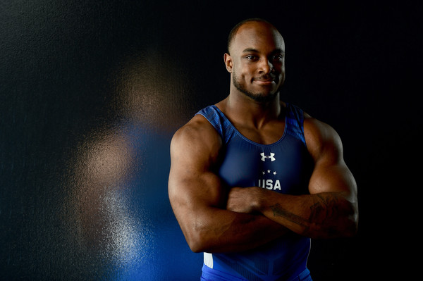 Donnell Whittenburg, United States is among Fantastic Gymnasts 2017