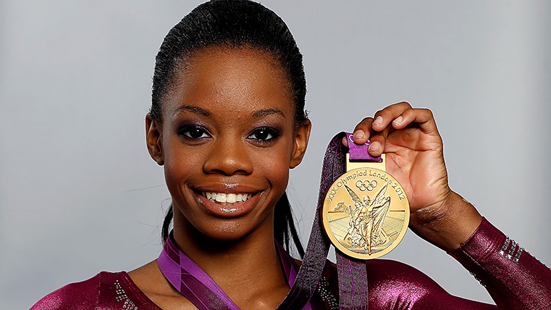 Gabby Douglas, United States is among Top Gymnasts 2017