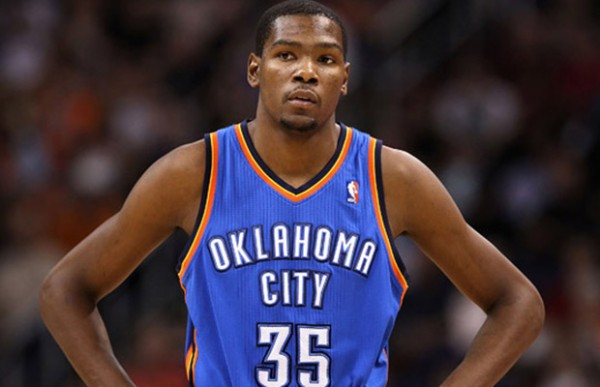 Kevin Durant, SF, Warriors is among Talented Basketball Players 2017