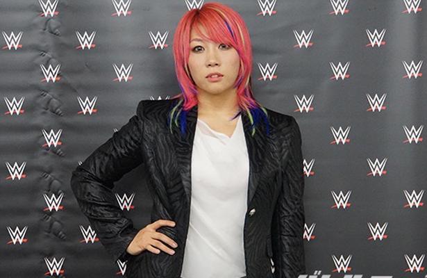 Asuka is among skillful Female WWE Wrestlers 2019