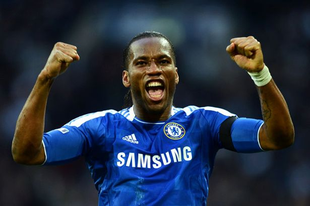 Didier Drogba is among fabulous EPL Athletes 2017