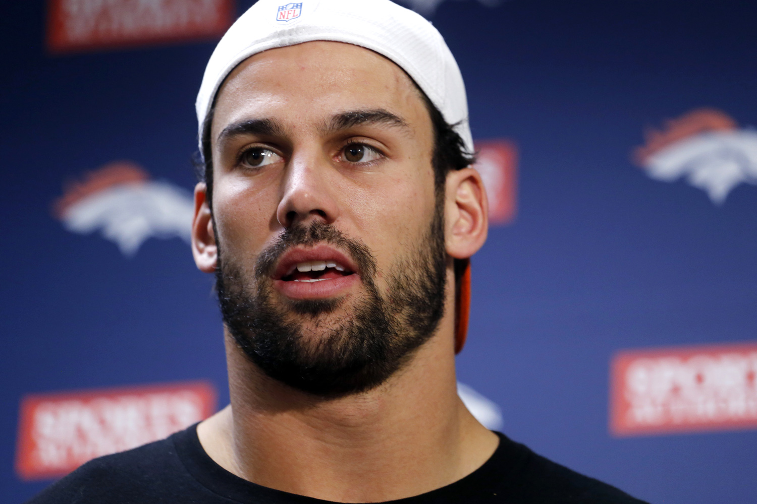 Eric Decker is among Top Good looking NFL Players
