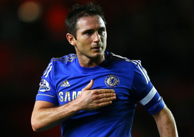 Frank Lampard is among energetic EPL Athletes 2017