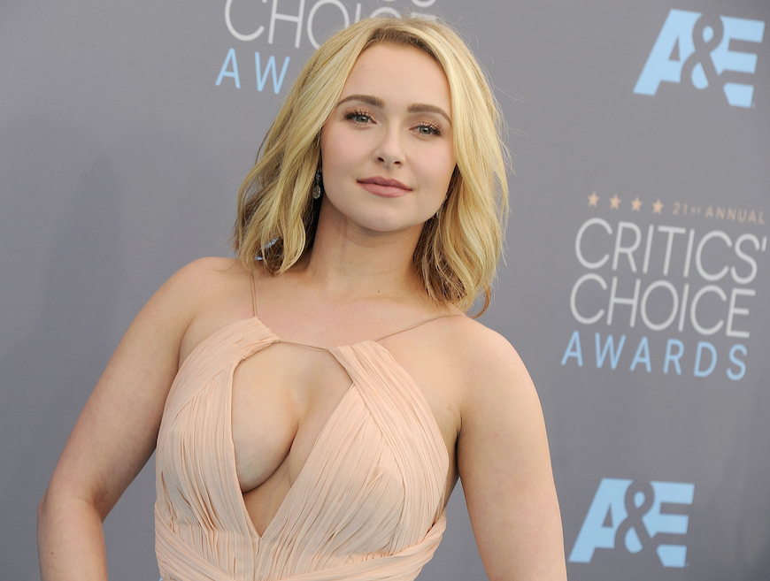 Hayden Panettiereis among awesome Hot NFL Wives 2017