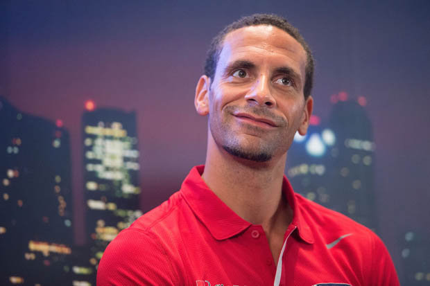 Rio Ferdinand is among talented EPL Athletes 2017