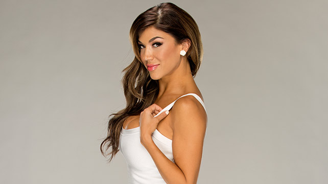 Rosa Mendes Is among awesome PBA Athletes 2019
