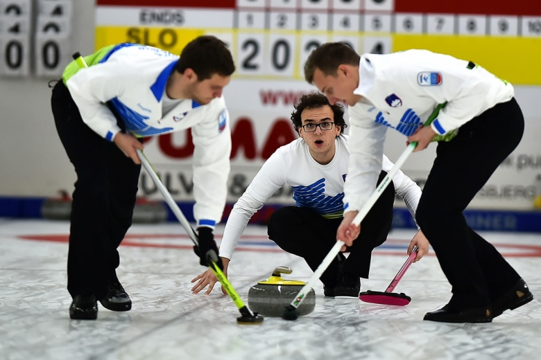 Curling is among amazing Easiest Sports 2017