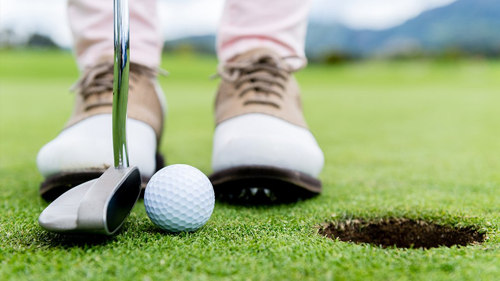 Golf is among top Easiest Sports 2017