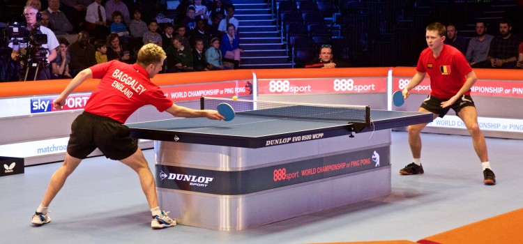 Ping pong is among Awesome Easiest Sports 2017