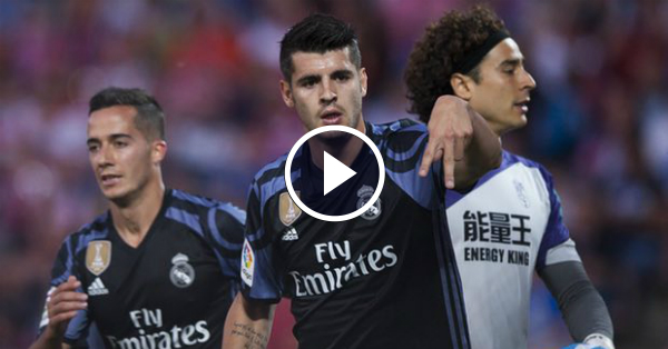 Match Report: Real Madrid vs Granada 6/5/2017