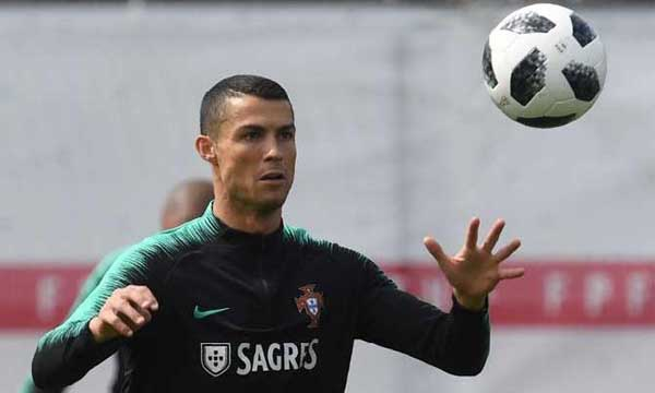 Cristiano Ronaldo New Hairstyles Hd 2019 New Year Special