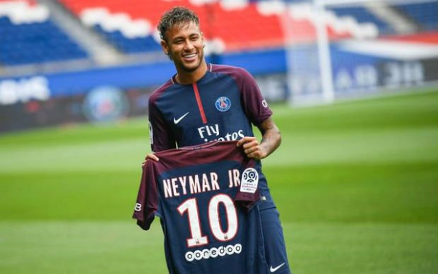 Interesting Facts About Neymar