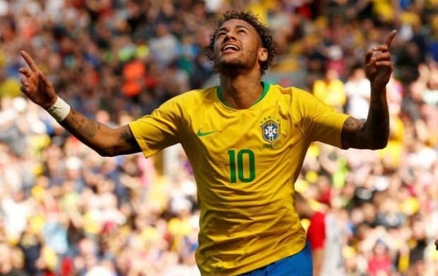 Neymar Could play at the World Cup 2010